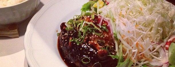 キッチン ランプ亭 is one of Posti che sono piaciuti a Ray.