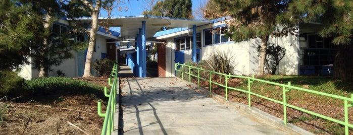 Pennekamp Elementary is one of LA Haunts.