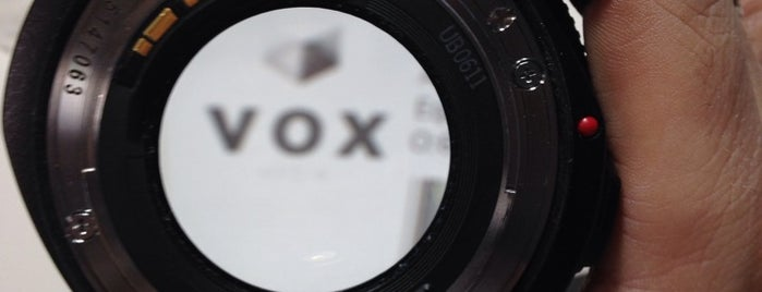 Vox Media, Inc. is one of Locais curtidos por Cliff.