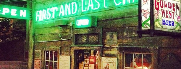 Heinold's First & Last Chance is one of Pacific Old-timey Bars, Cafes, & Restaurants.