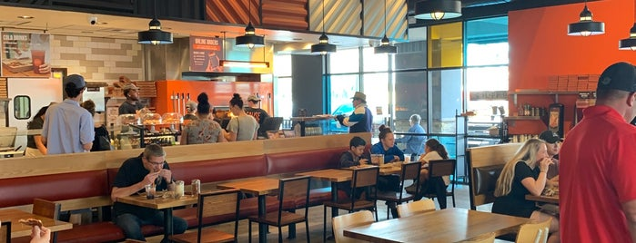 Blaze Pizza is one of Orlando.
