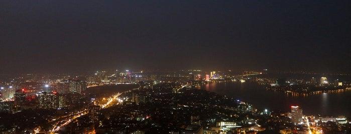 Top of Hanoi is one of vietnam.