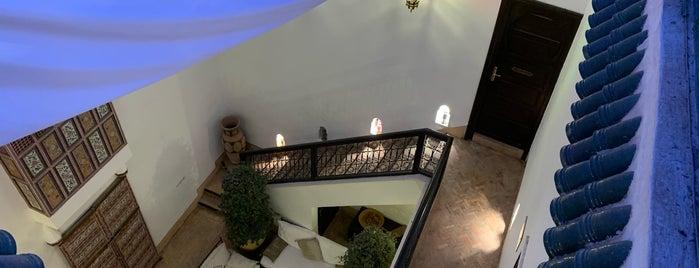 Riad Karmela is one of International: Hotels.