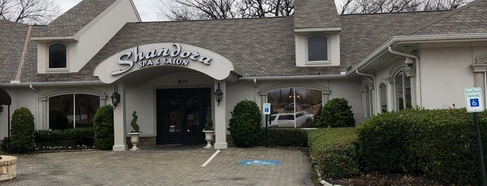Shandora Spa and Salon is one of Favorite Dallas Spas.