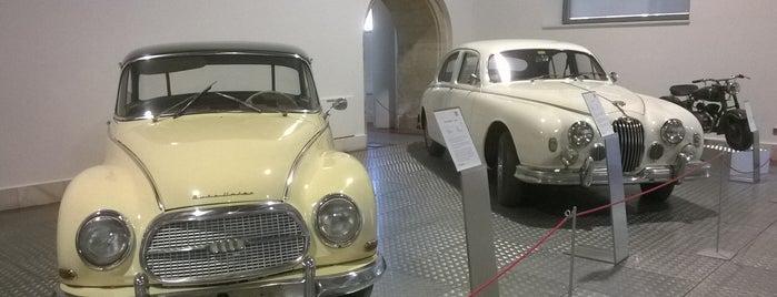 Museo de la Automoción is one of Spain places to go.