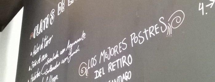 Quinta la Candela is one of Madrid - Restaurantes.