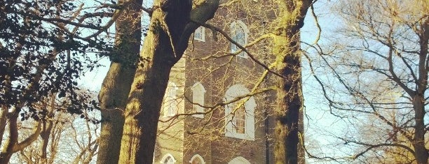 Severndroog Castle is one of London to do's.