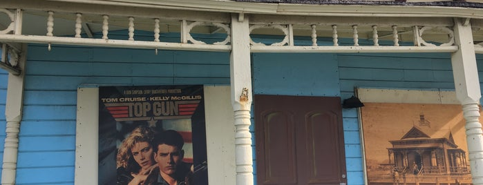 Top Gun House is one of Coronado Island (etc).
