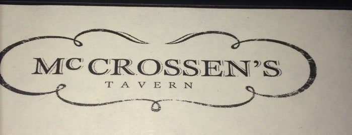 McCrossen's Tavern is one of Lieux qui ont plu à Gary.