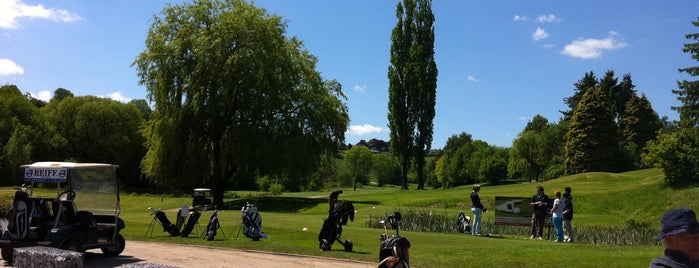 Golf & CountryClub Henri-Chapelle is one of Liege.