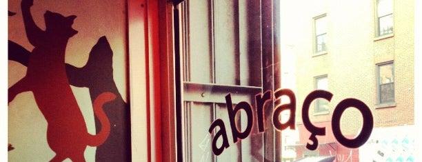 Abraço is one of #myhints4NewYorkCity.