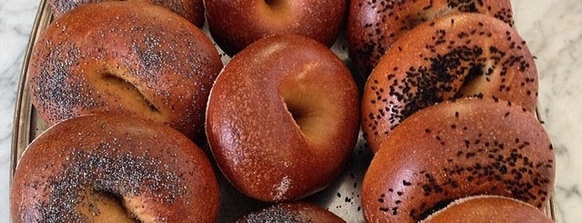 20th Century Cafe is one of San Francisco Bagels Ranked.