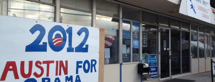 Travis County Democratic Party Coordinated Campaign HQ is one of Wendy : понравившиеся места.