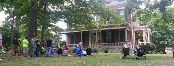 Historic Hannah House is one of U.S. Road Trip.
