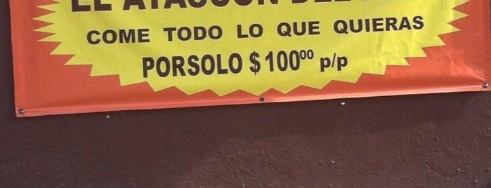 Los Tacos del Pibe is one of Locais curtidos por Pablo.