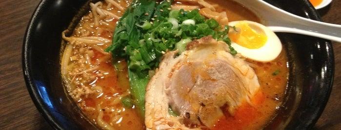 Takara Ramen Bar is one of Hollywood lunch.