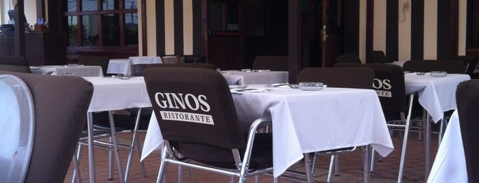 Ginos Festival Park is one of Nice Places to Eat.
