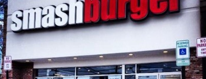 Smashburger is one of Brunch/dining spots.