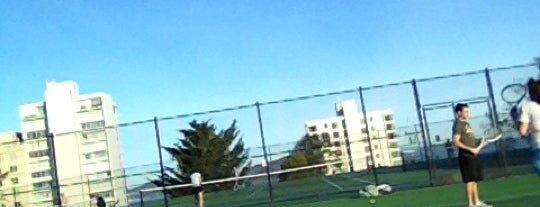 Alice Marble Tennis Courts is one of San Francisco.