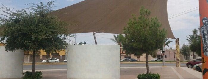 Plaza del Artista is one of สถานที่ที่บันทึกไว้ของ JRA.