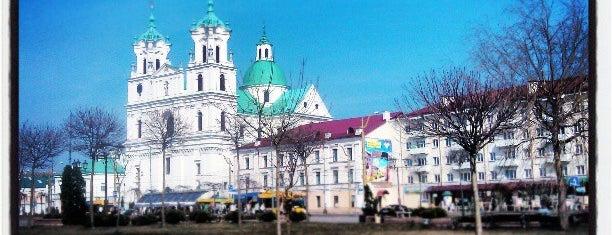 Советская площадь is one of Bengi: сохраненные места.