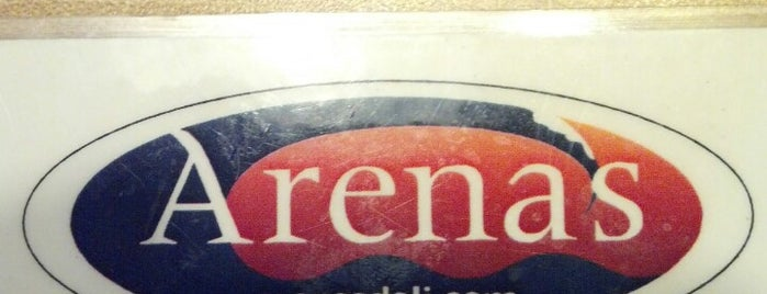 Arenas is one of QuarantineDE.