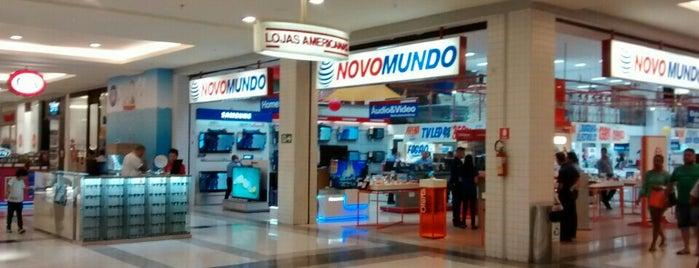 54fa4698a8482 Novo Mundo is one of Buriti Shopping.