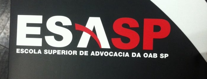Escola Superior de Advocacia is one of Locais curtidos por Bruna.