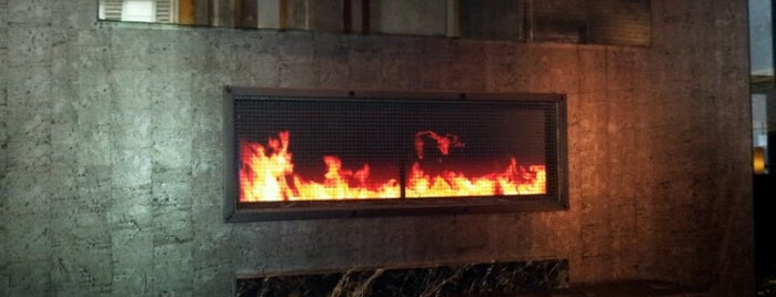 Chicago's Best Fireplace Restaurants and Bars