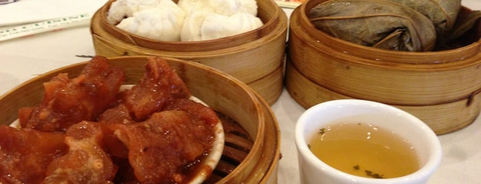 East Harbor Seafood Palace (迎賓大酒樓) is one of The Best Dim Sum in New York.