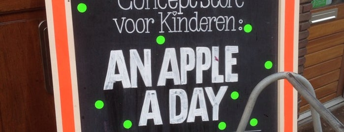 An Apple a Day is one of Nederland.