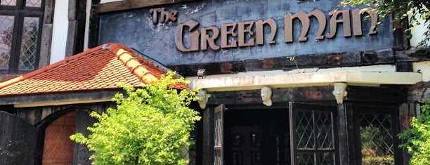 The Green Man is one of Lugares favoritos de Chuck.