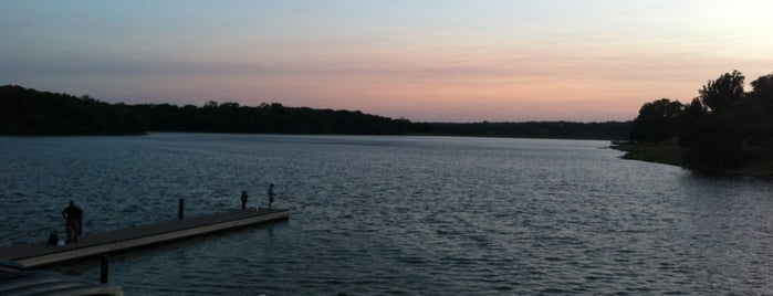 Shawnee Mission Park is one of Kansas.