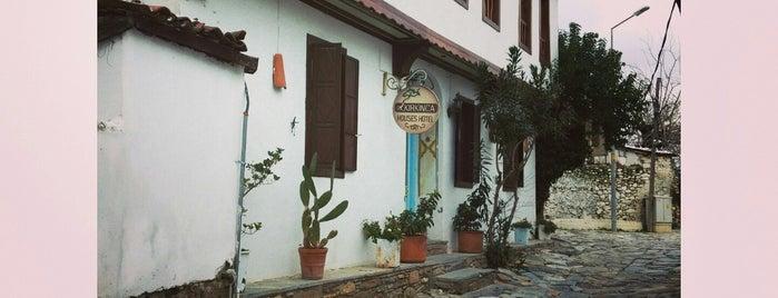 Kirkinca Houses & Boutique Hotel is one of Cengiz'in Beğendiği Mekanlar.