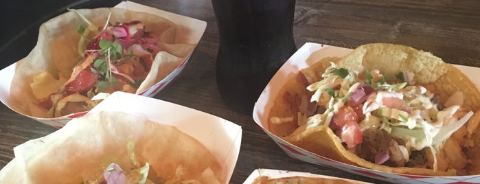 City Tacos is one of San Diego.