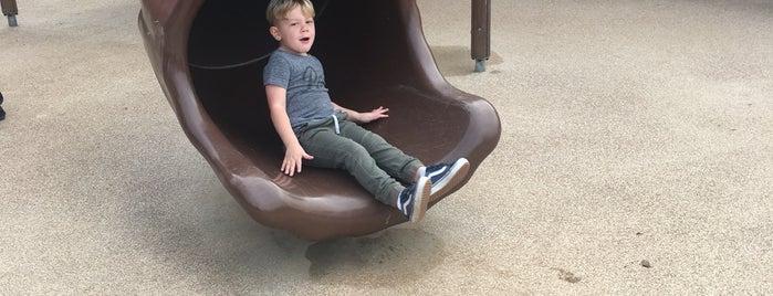 The Adventure Playground is one of สถานที่ที่บันทึกไว้ของ C.