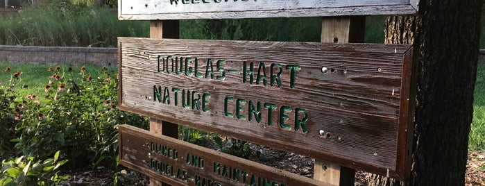 Douglas Hart Nature Center is one of DownState Etc.