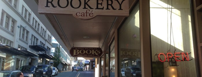 Rookery Cafe is one of Alaska.