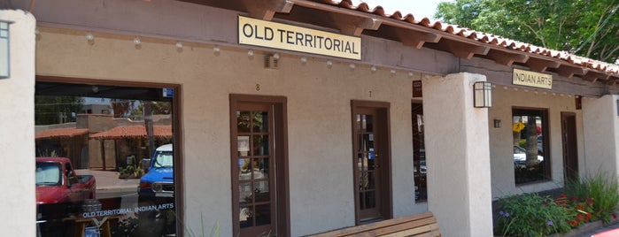 Old Territorial Indian Art is one of Arizona (AZ).