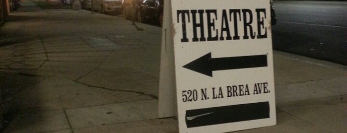 The Lyric Theatre is one of LA.