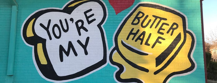 You're My Butter Half is one of Places To Visit In Austin.
