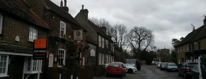 The Swan Inn is one of Orte, die Carl gefallen.