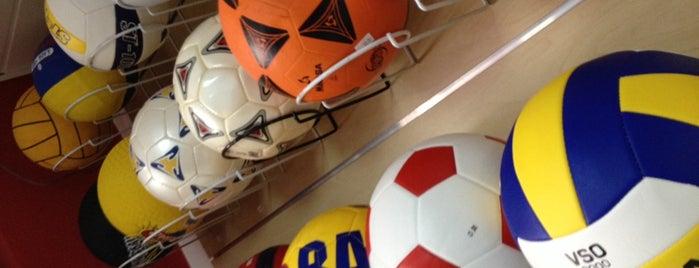 Mario's Sport Shop is one of Aruba.
