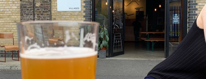 Villages Brewery is one of London's Best for Beer.