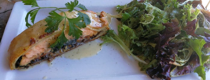 Au Revoir French Bistro is one of Guide to San Diego's best spots.