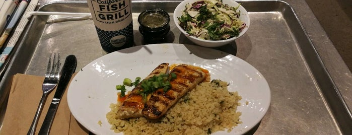 California Fish Grill is one of San Diego.