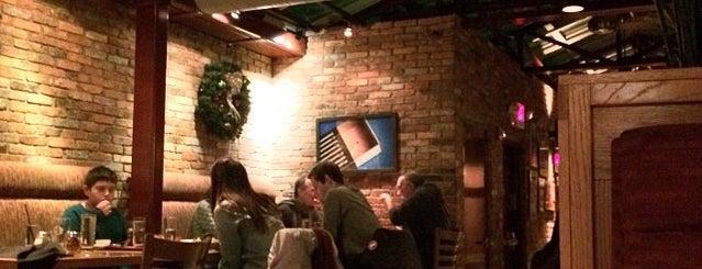 Matchbox Vintage Pizza Bistro is one of DC Restaurant Week.