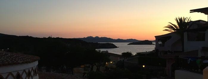 Spiaggia Piccola (Cala del Faro) is one of Paul in'in Beğendiği Mekanlar.