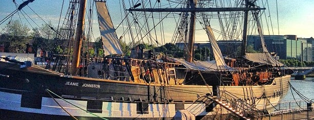 Jeanie Johnston Tall Ship & Famine Museum is one of Ships (historical, sailing, original or replica).