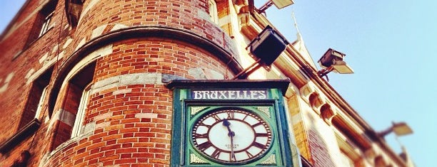 Bruxelles is one of Ireland.